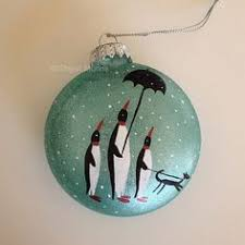 classic hand painted inside glass ornaments chirstmas ornaments