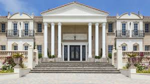 home of the day neoclassical over zuma beach la times