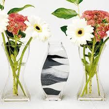 Sand Vases For Wedding Ceremony Unity Sand Ceremony Nesting 3 Piece Vase Set Weddingstar