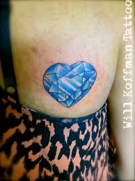 crystal heart by will koffman tattoo on deviantart