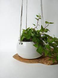 67 best hanging planters u0026 plant pots handmade viceramics images