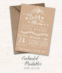 baby shower flyer template free 153 best invitation designs