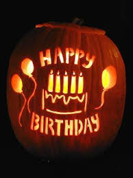 Halloween Birthday Meme - every halloween inspired birthday need a carved pumpkin this one