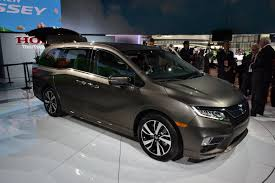 Honda Odyssey Pics 2019 Honda Odyssey What Can We Expect From The New Odyssey