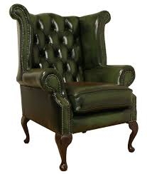 high back wing armchairs brilliant ideas of chesterfield style armchair in chesterfield