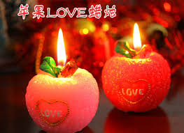 fruit gift ideas christmas apple candle gift ideas christmas decorations peace
