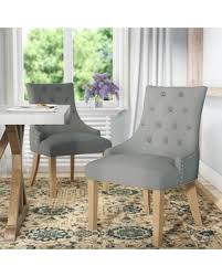 Dining Chair Upholstery Great Deals On City Button Tufted Wingback Hostess