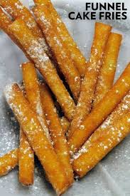 funnel cake fries picture of metro express pizza
