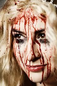 fake blood halloween makeup 12 best maquillage halloween images on pinterest transformers