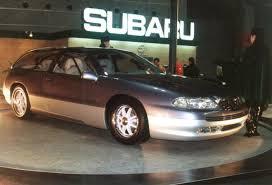 sports car face plant subaru svx 1991 u2013 1997
