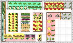 Design A Vegetable Garden Layout Amazing Design Vegetable Garden Layout Plans And Spacin Home Plans