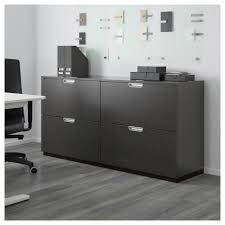 galant storage combination with filing white ikea