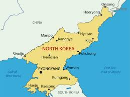 Map Of China With Cities by North Korea Map Blank Political North Korea Map With Cities
