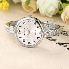 bangle bracelet watches images Luxury silver gold bracelet watch women dress watch rhinestone jpg