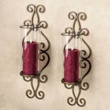 candle wall sconces home interior wall sconces get new nuance
