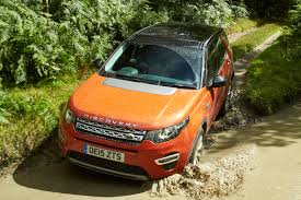orange land rover discovery land rover discovery sport ingenium 2 0 review pictures land