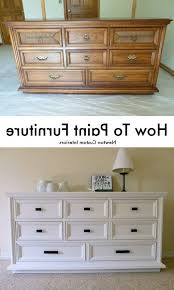 Painting Bedroom Furniture Best 25 Repainting Bedroom Furniture Ideas On Pinterest How To