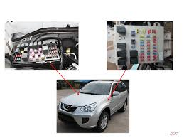 sistema electrico chery tiggo fl documents