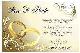 wedding invite sles civil wedding invitation amulette jewelry
