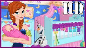 anna u0027s newborn house makeover frozen princess anna newborn baby
