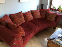schlafsofa yatego kolonialstil couch brown strip sofa kolonialstil square pillow