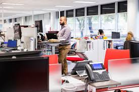 headquater toyota toyota is test driving future office environments for its plano