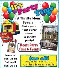 rental party supplies rental coupons in caldwell id rental discounts in na idaho
