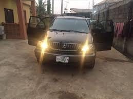 lexus rx300 for sale in nigeria 4months reg super clean 2000 rx300 for sale autos nigeria