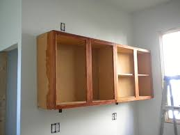 How To Install Kitchen Cabinets Yourself How To Hang Cabinets S Big Idea