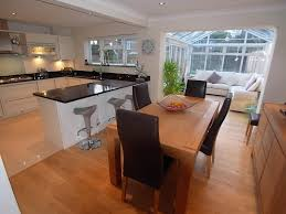 kitchen conservatory ideas image result for open plan kitchen dining conservatory kitchen