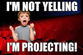 We Know Memes - movie theatre kid weknowmemes generator theater inside jokes
