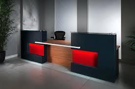 Unique Reception Desks Office Reception Table Ideas Adammayfieldco Inside Reception Desk