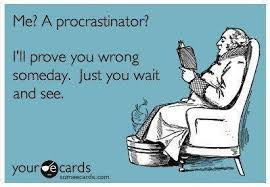 Wednesday Funny Meme - a writer s oasis funny memes about procrastination