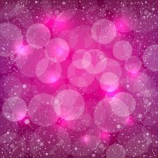 new year backdrop pink snow background with sparkle bokeh circles christmas
