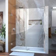 Frameless Bathroom Doors Frameless Shower Doors Shop The Best Deals For Dec 2017