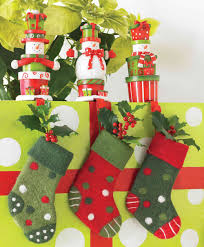 snowman christmas stocking hanger set snowman christmas stocking