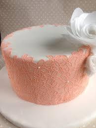 Lace Cake Decorating Techniques 113 Best Gumpaste Flower Tutorial Images On Pinterest Fondant