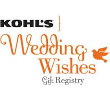 kohl wedding registry registry alex