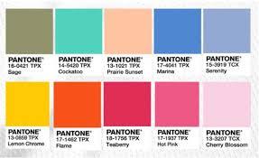 pantone spring summer 2017 pantone the print affair