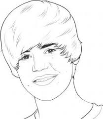 ncsa mr baro how to draw justin bieber easy