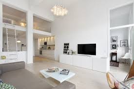 white loft apartment with lovely views near stockholm u0027s hammarby