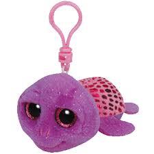 slowpoke purple turtle key clip 4