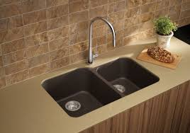 miraculous kitchen sink with backsplash and drainboard tags