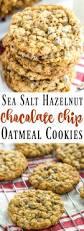 sea salt hazelnut chocolate chip oatmeal cookies tornadough alli