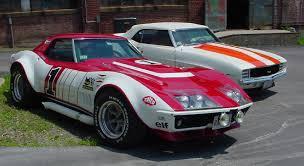 c3 corvette drag car 2nd generation automotive restorations