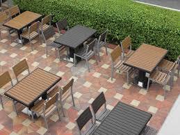 Source Outdoor Furniture Arizona Wicker 48 X 32 Rectangular Dining