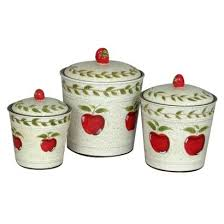 apple kitchen canisters 237 best apple kitchen images on apple kitchen decor