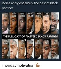 Gentlemen Meme Face - ladies and gentlemen the cast of black panther winston angela lupita