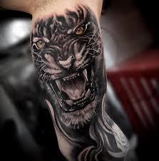 badass tiger by nsanenl on deviantart