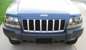 2003 jeep grand overland jeep grand wk 2004 grille installation on 99 03 models